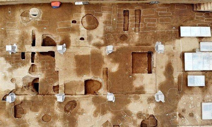 Thành phố cổ hé lộ nguồn gốc nền văn minh Trung Quốc