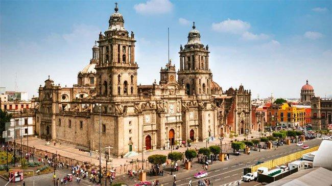 Thành phố Mexico đang chìm xuống ở mức không thể ngăn cản
