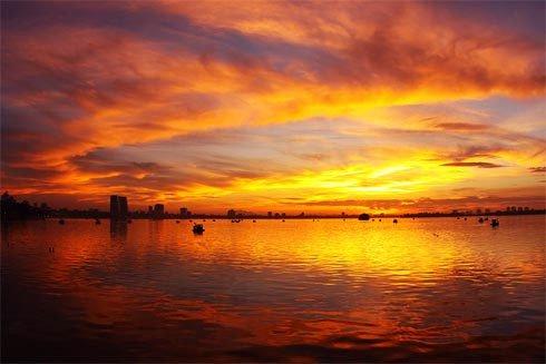 Thành phố nào nhiều sông chảy qua nhất nước ta?