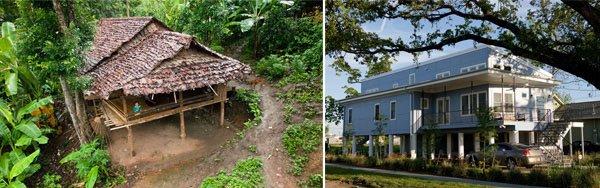 Thế giới đang sử dụng những cách nào để xây dựng nhà chống lũ?