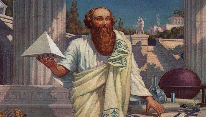 Thiên tài toán học Pitago đã có những tư tưởng điên rồ như nào?