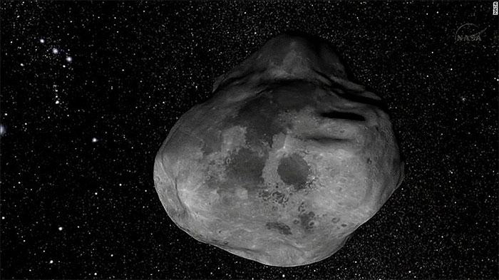 Thiên thạch 50m có thể đâm vào Trái đất cuối năm nay