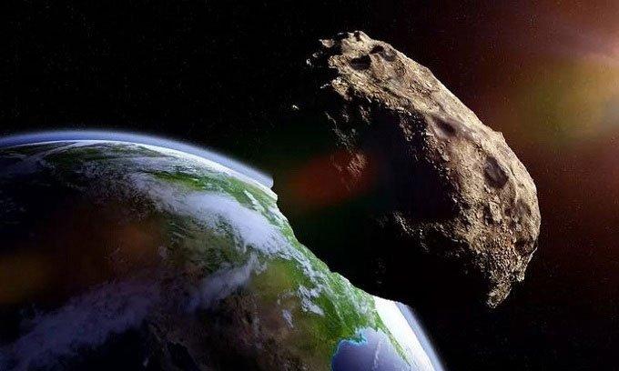 Thiên thạch có đường kính gần 700m sắp bay tới gần Trái đất