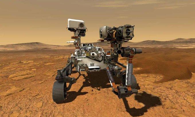 Thiên thạch sao Hỏa sắp về nhà sau 600.000 năm trên Trái đất