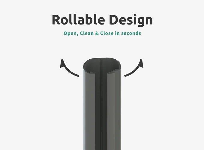 Thiết kế thông minh này là lời giải cho bài toán ống hút nhựa, giá rẻ mà thân thiện với môi trường