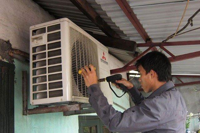 Thợ điện giải mã hiện tượng điều hòa kém mát trong ngày nắng nóng