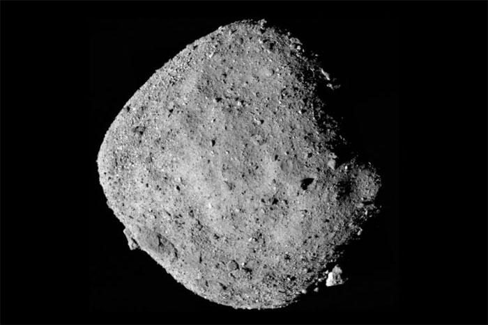 Thời điểm tiểu hành tinh mang vật liệu sự sống có thể đâm vào Trái đất