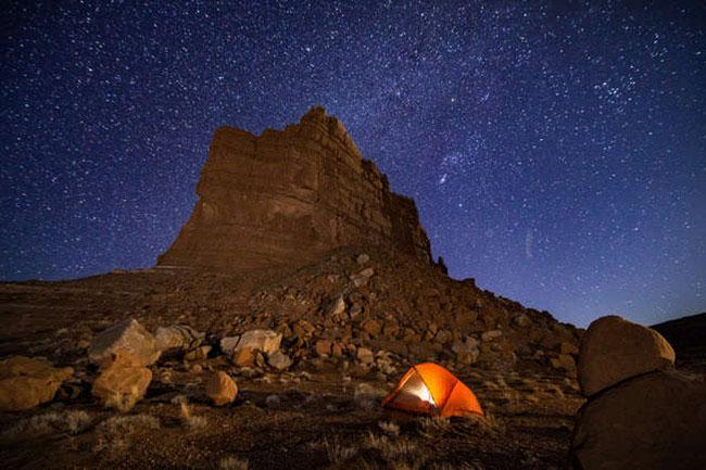 Thung lũng yêu tinh khiến du khách ngỡ lạc tới sao Hỏa