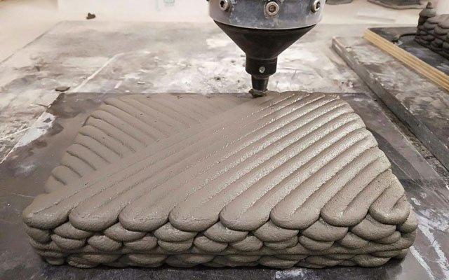 Tiến sĩ người Việt thiết kế mô hình đặc biệt cho in 3D bê tông