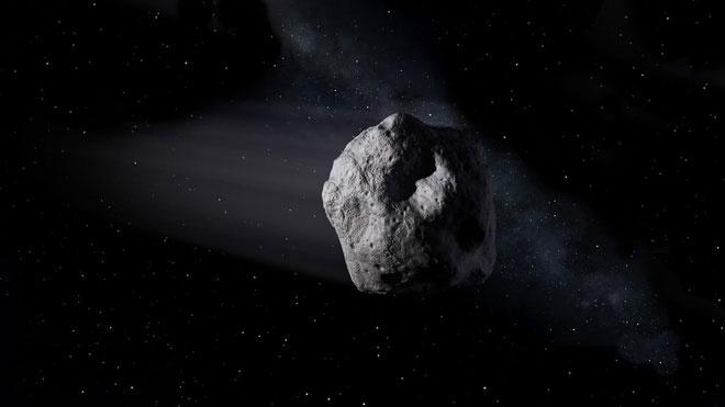 Tiểu hành tinh cực kỳ nguy hiểm được mệnh danh God of Chaos đang hướng về Trái đất