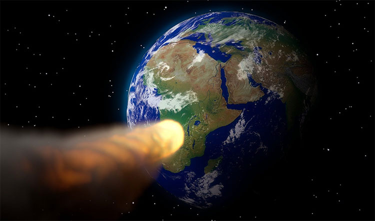 Tiểu hành tinh dài hơn sân bóng đá sắp lao qua sát Trái đất