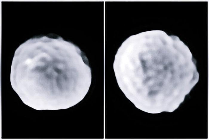 Tiểu hành tinh hung hăng nhất Hệ Mặt trời