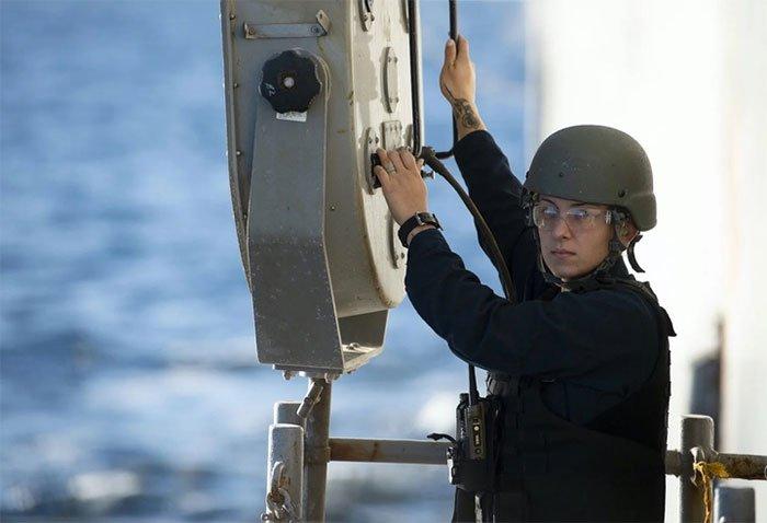 Tìm hiểu về vũ khí nhiệt và hệ thống liên lạc tiếng nói của Chúa của quân đội Mỹ