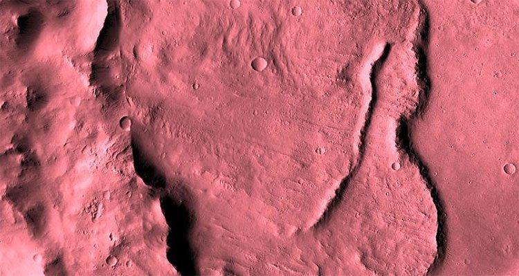 Tìm ra bằng chứng về mạch nước ngầm trên khắp sao Hỏa?