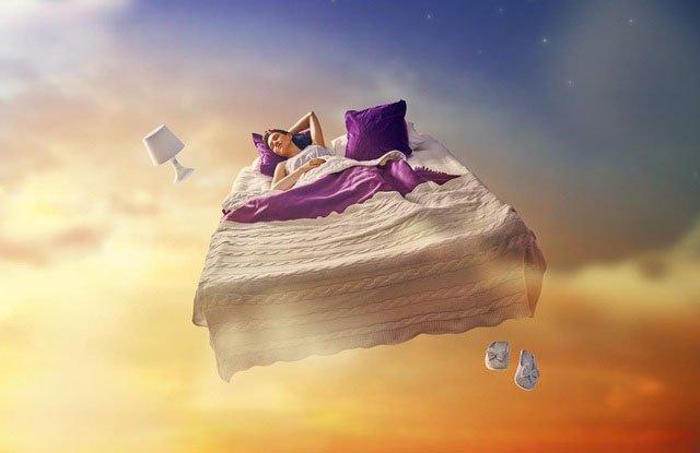 Tìm ra cách giao tiếp với những người đang ngủ và mơ