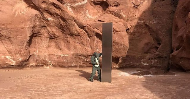 Tìm ra chủ nhân của khối kim loại bí ẩn