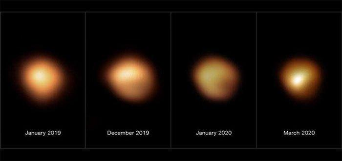 Tìm ra nguyên nhân siêu mặt trời mờ đi bất thường