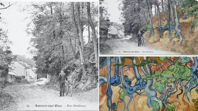 Tìm ra nơi Van Gogh vẽ bức tranh cuối cùng trước khi tự tử