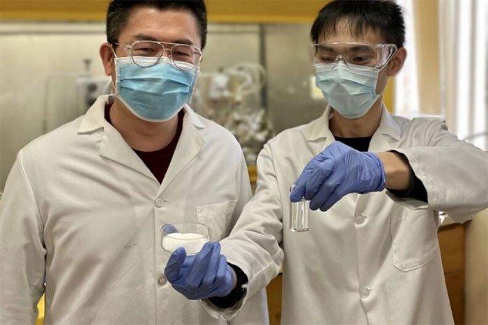 Tìm ra phương pháp biến nhựa thành vật liệu hữu ích trong một giờ