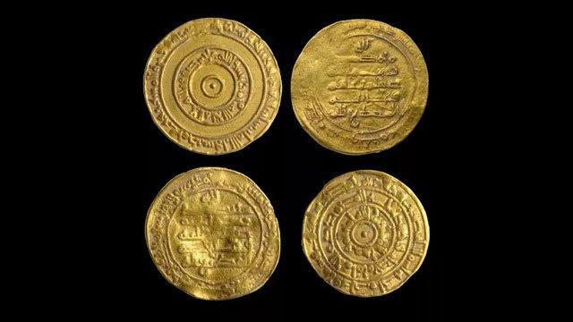 Tìm thấy bình cổ chứa tiền vàng ở Jerusalem
