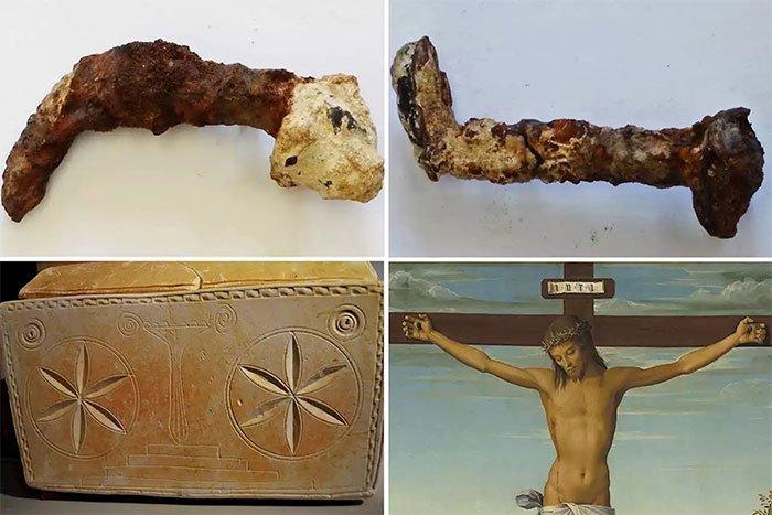 Tìm thấy cây đinh đã từng đóng vào người Chúa Jesus trong buổi hành hình?