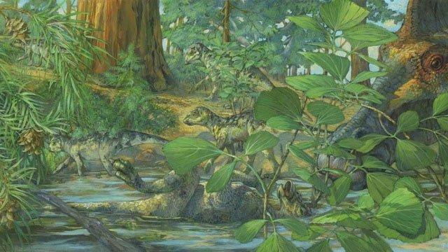Tìm thấy dấu vết của DNA trong hộp sọ khủng long hóa thạch