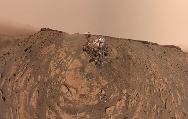 Tìm thấy nơi không có bức xạ trên sao Hỏa, con người có thể trú ẩn