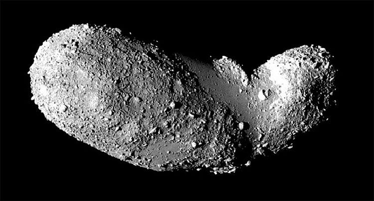Tìm thấy nước trên tiểu hành tinh thuộc Hệ Mặt Trời