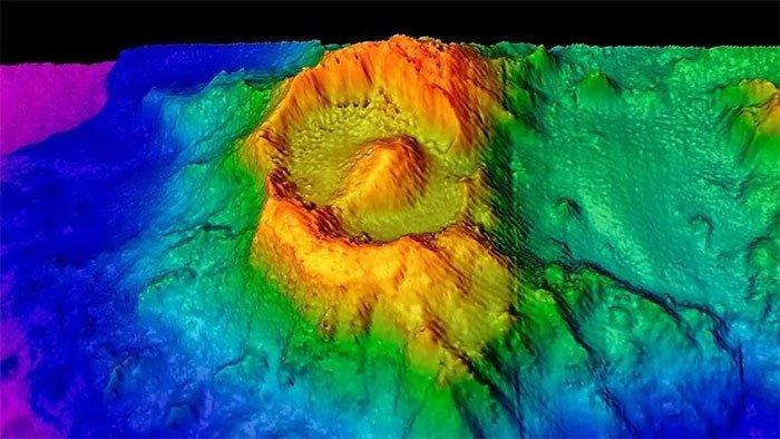 Tìm thấy tàn tích núi lửa giống trong phim Chúa tể của những chiếc nhẫn