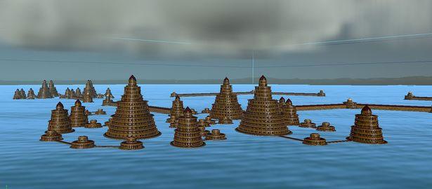 Tìm thấy thành phố huyền thoại của nền văn minh đã biến mất bí ẩn?