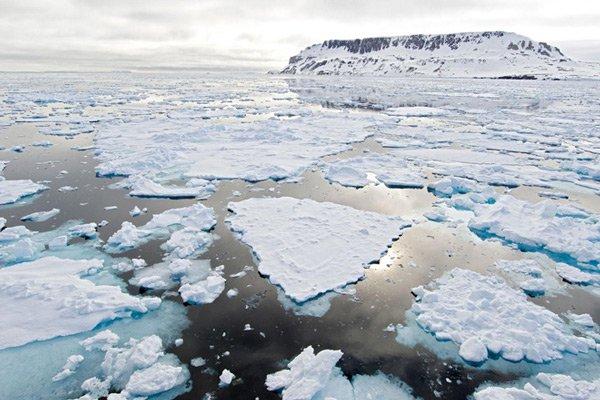 Tin chính thức: Chúng ta không thể làm gì để ngăn nhiệt độ Bắc Cực tăng