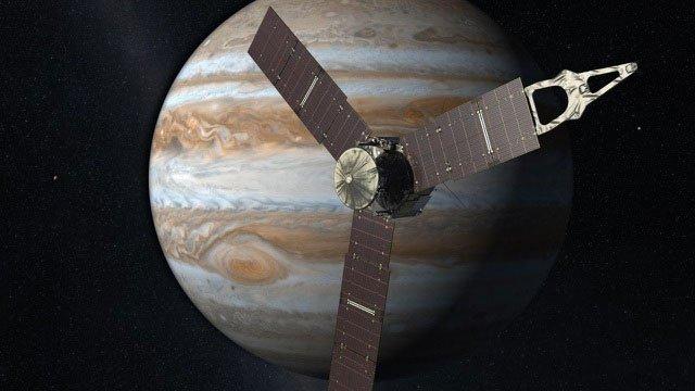 Tín hiệu sóng FM bí ẩn phát ra từ Mặt trăng của sao Mộc