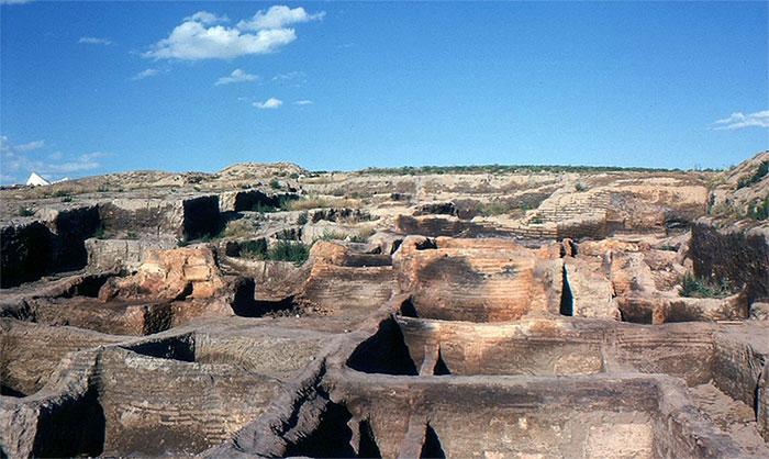 Tổ tiên loài người 9.000 năm trước cũng đối mặt với các vấn đề đô thị
