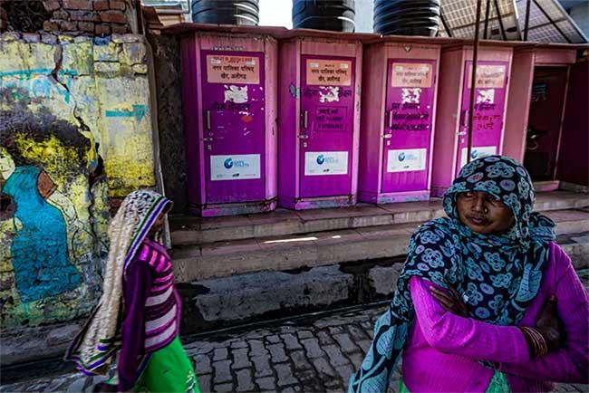 Toilet thông minh sẽ cứu nhiều mạng người Ấn Độ