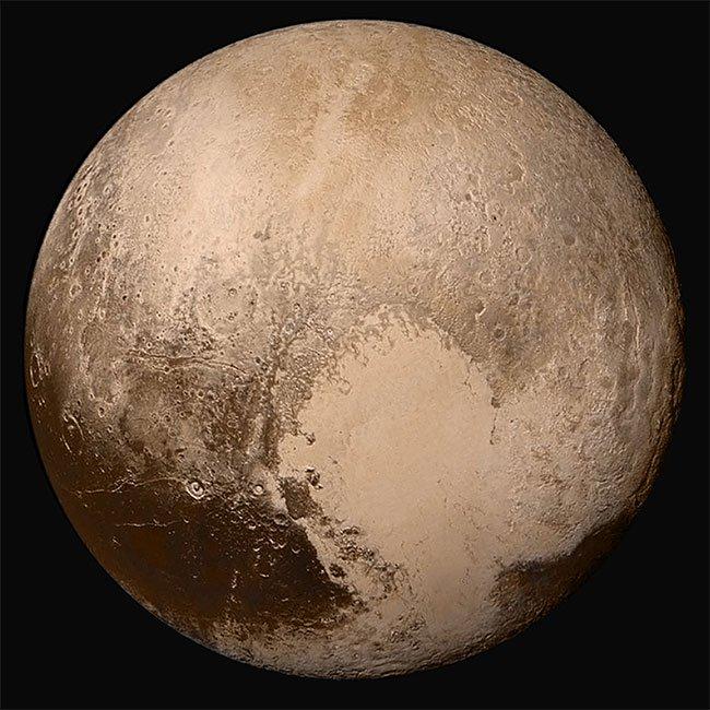 Tổng quan về sao Diêm Vương