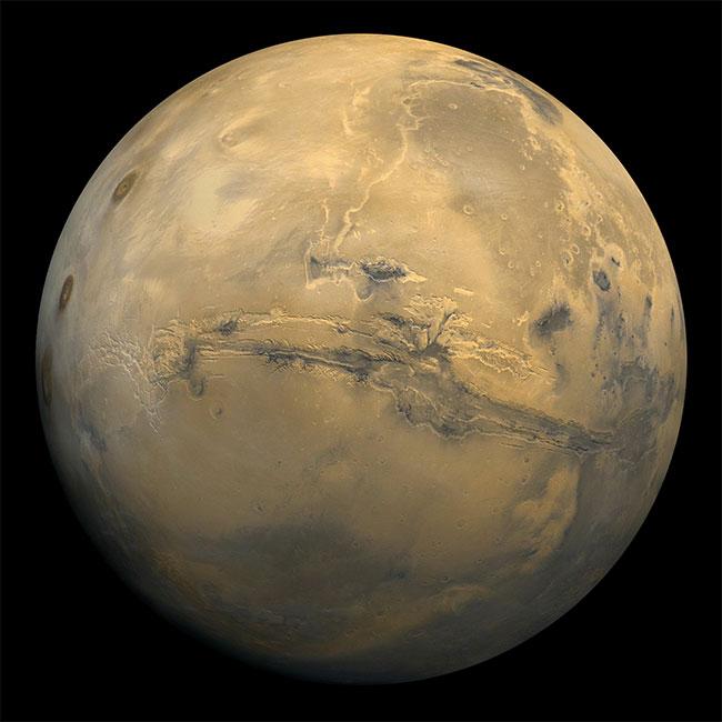 Tổng quan về sao Hỏa