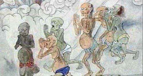 Top 10 con ma đáng sợ nhất trong lịch sử nhân loại
