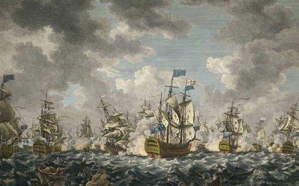 Top 10 trận chiến trên biển lớn nhất trong lịch sử thế giới