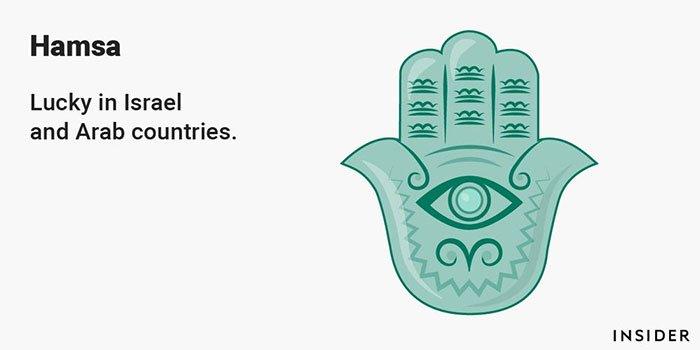 Top 15 biểu tượng may mắn đại diện cho các quốc gia từ khắp thế giới
