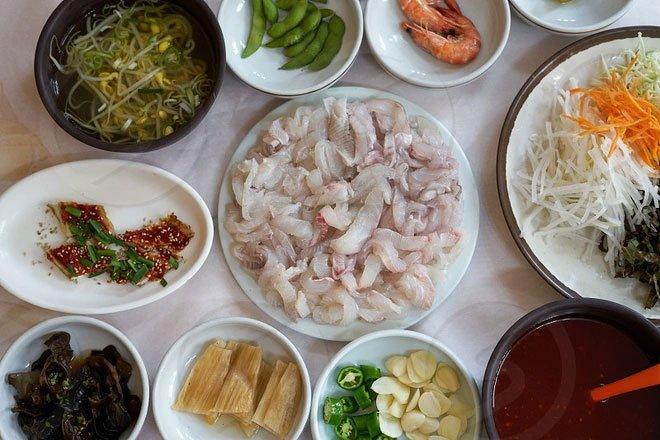 Top 5 đặc sản ăn tươi nuốt sống ở Hàn Quốc khiến thực khách rùng mình