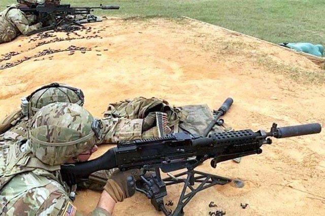 Top 5 trang bị quân sự đặc biệt của Quân đội Mỹ trong năm 2020