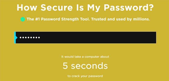 Top 7 cách đặt password rất dễ bị hack