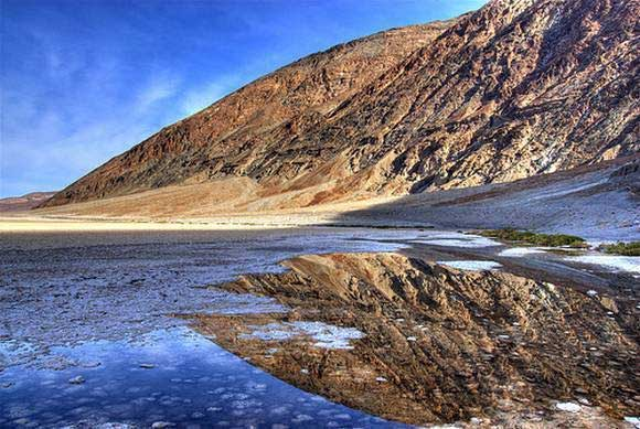 Top 7 vùng đất thấp nhất thế giới