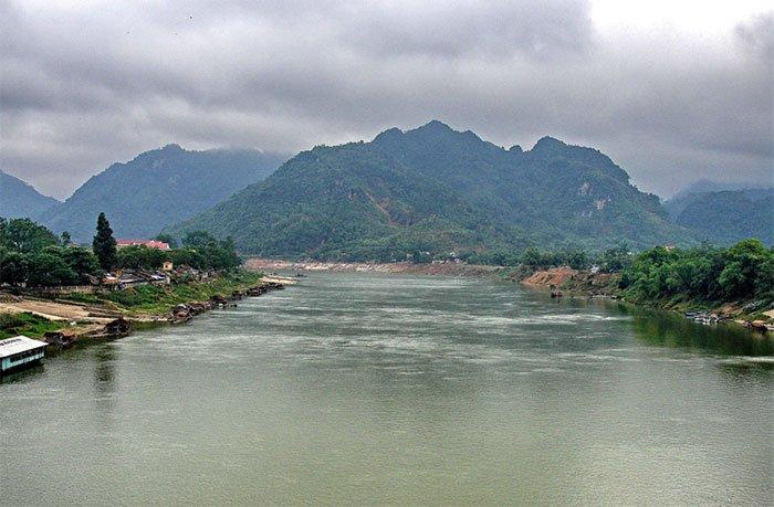 Top 8 con sông dài nhất Việt Nam