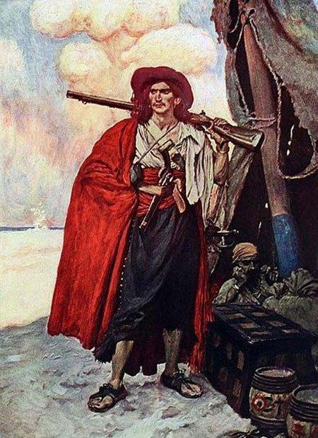 Top 8 tên cướp biển nổi tiếng nhất lịch sử thế giới