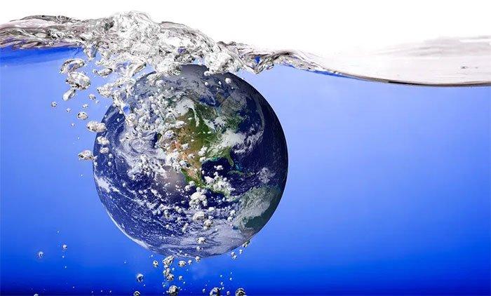 Trái đất của chúng ta có bao nhiêu lít nước?