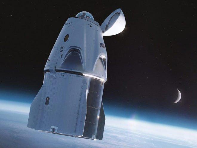 Trải nghiệm độc đáo trên chuyến bay của SpaceX: Vừa tắm vừa ngắm vũ trụ