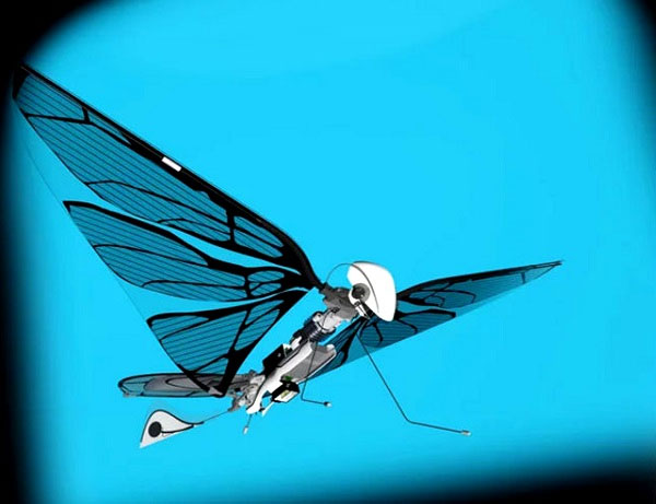 Trải nghiệm mới với robot bay MetaFly