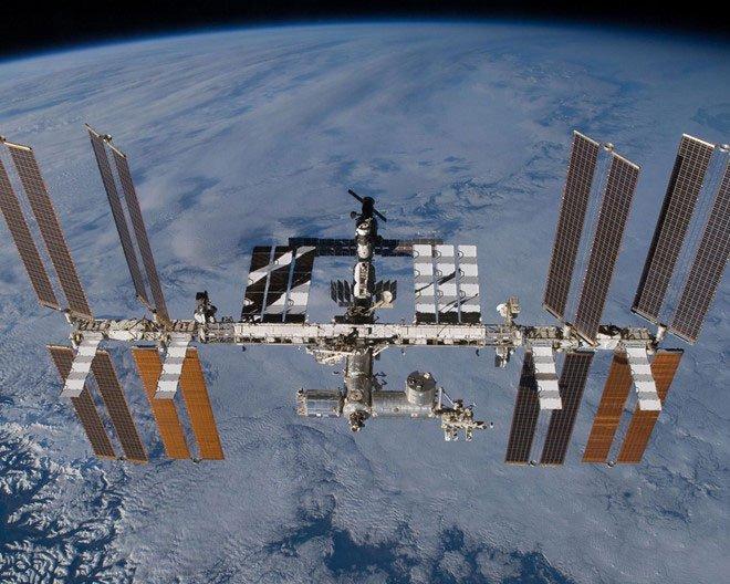 Trạm Vũ trụ Quốc tế vừa phóng một tàu vũ trụ đầy rác ra không gian