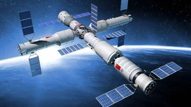 Trạm vũ trụ Thiên Cung 2 vào lại khí quyển, bị phá hủy có kiểm soát